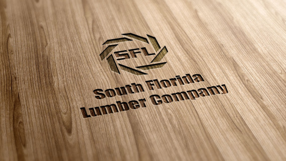 Woods Lumber Logo ~ South florida lumber